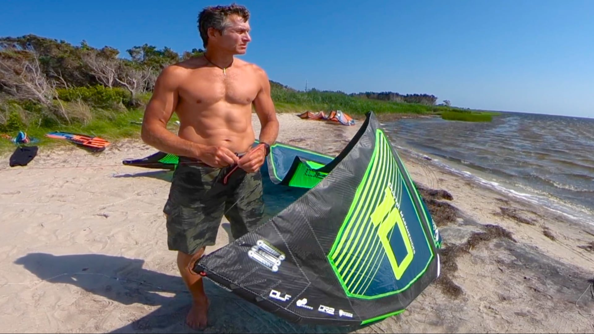 Dimitri Boot Camp with Mira - with Epic Kites Kiteboarding
