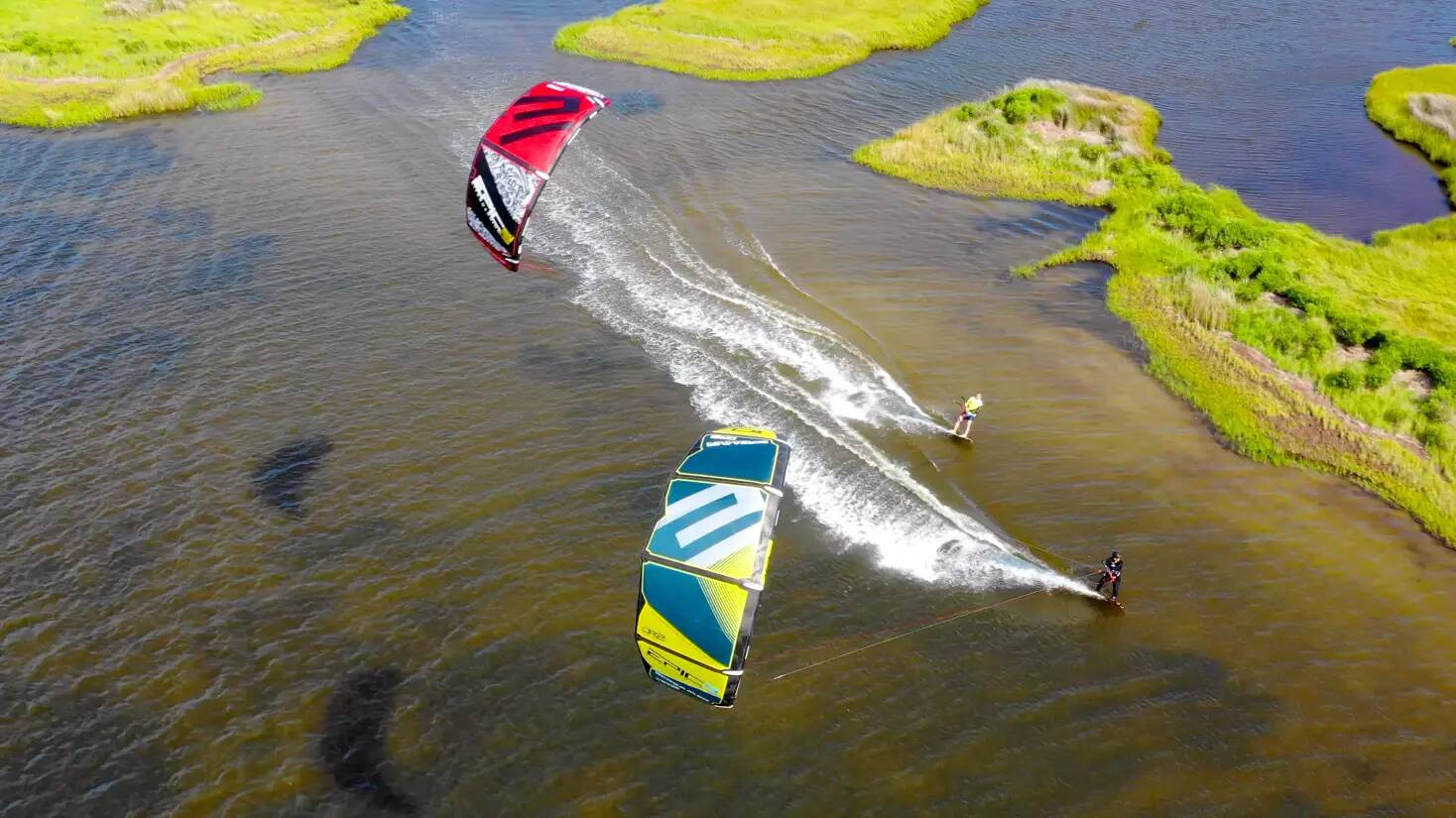 Dimitri Boot Camp with Navy Commander Robert Lopez - with Epic Kites Kiteboarding