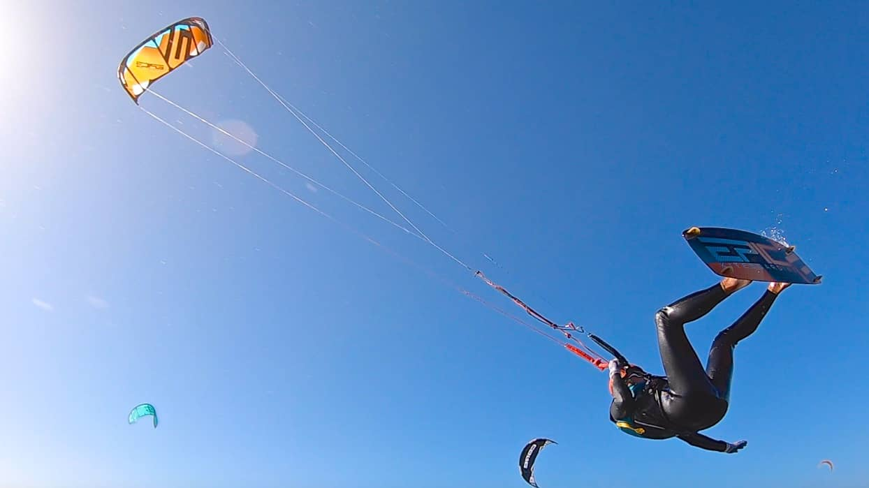 Dimitri Boot Camp with Ryan Mitchell - with Epic Kites Kiteboarding