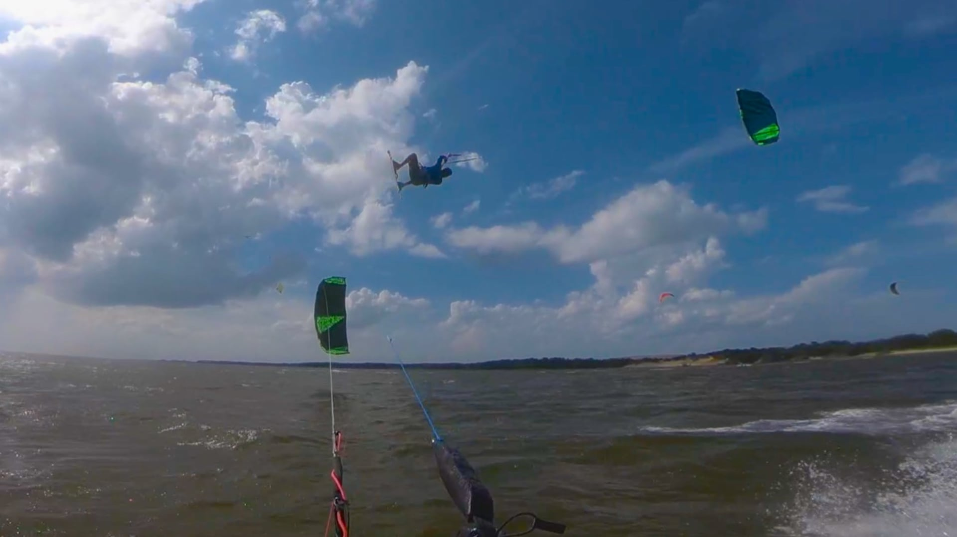 DIMITRI BOOT CAMP with Wade - with Epic Kites Kiteboarding