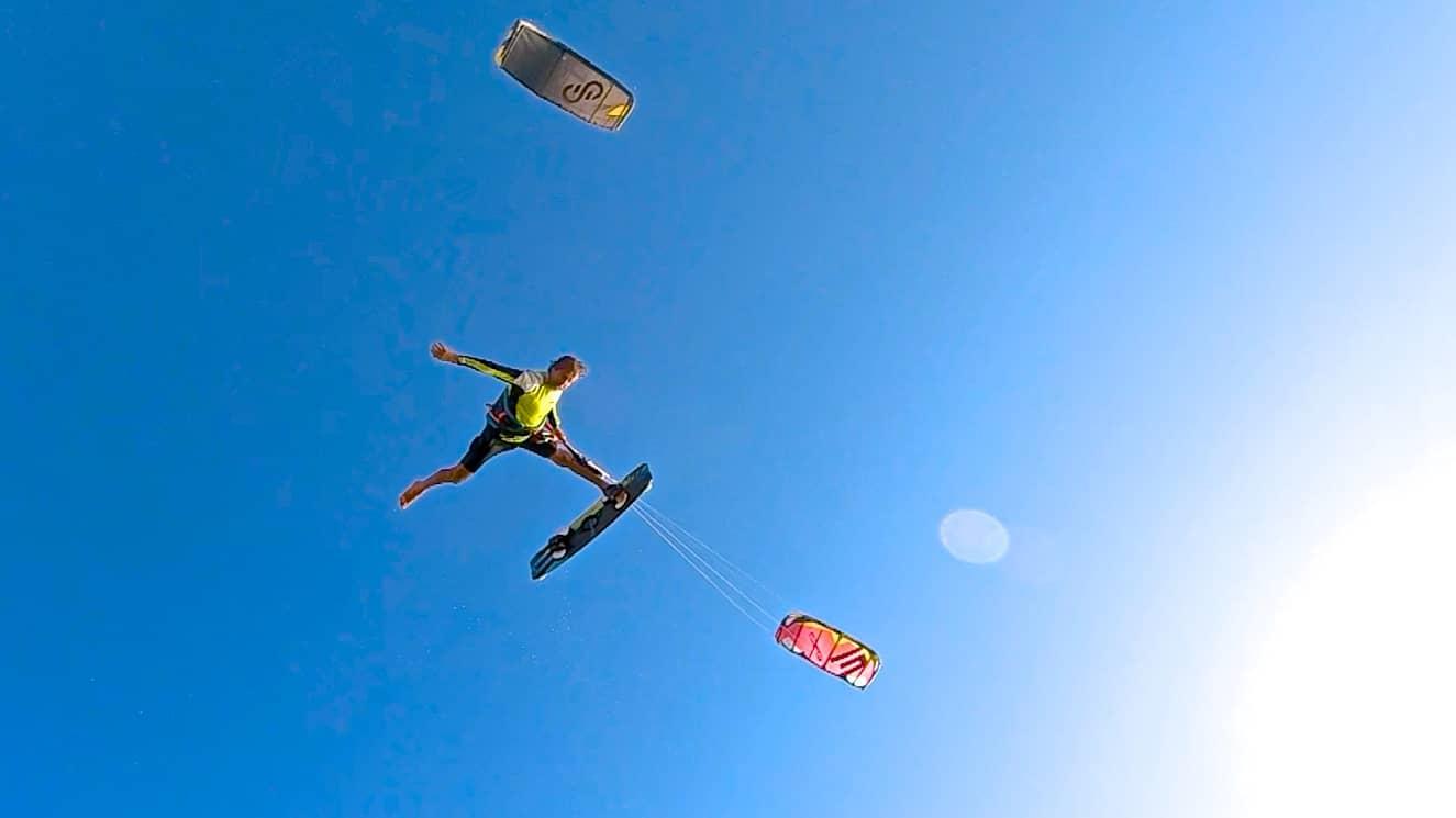 Don't be a MALAKA go kiteboarding - with Epic Kites Kiteboarding