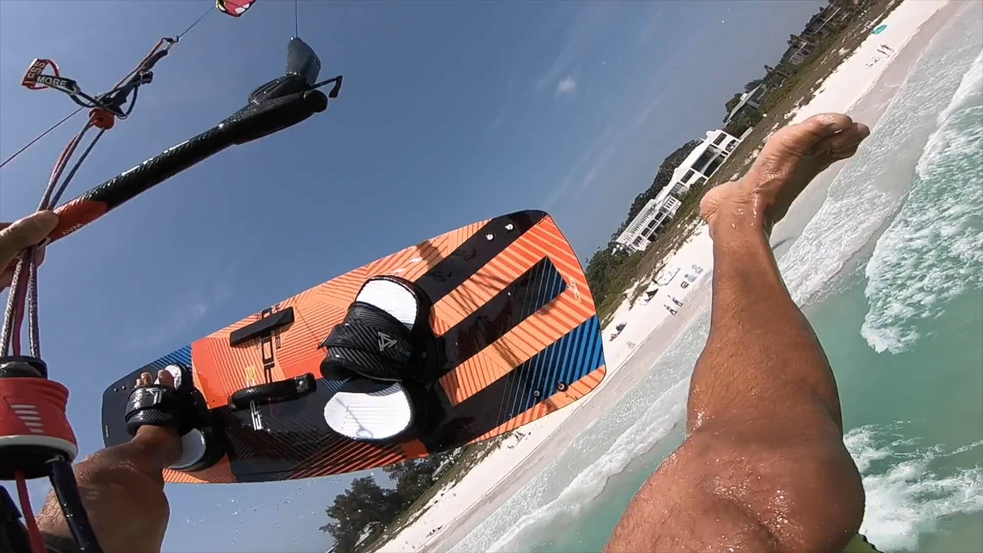 Don't worry. I AM A PROFESSIONAL - with Epic Kites Kiteboarding