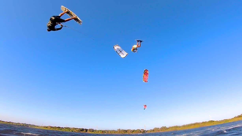 EPIC CORE kitesurfing - with Epic Kites Kiteboarding
