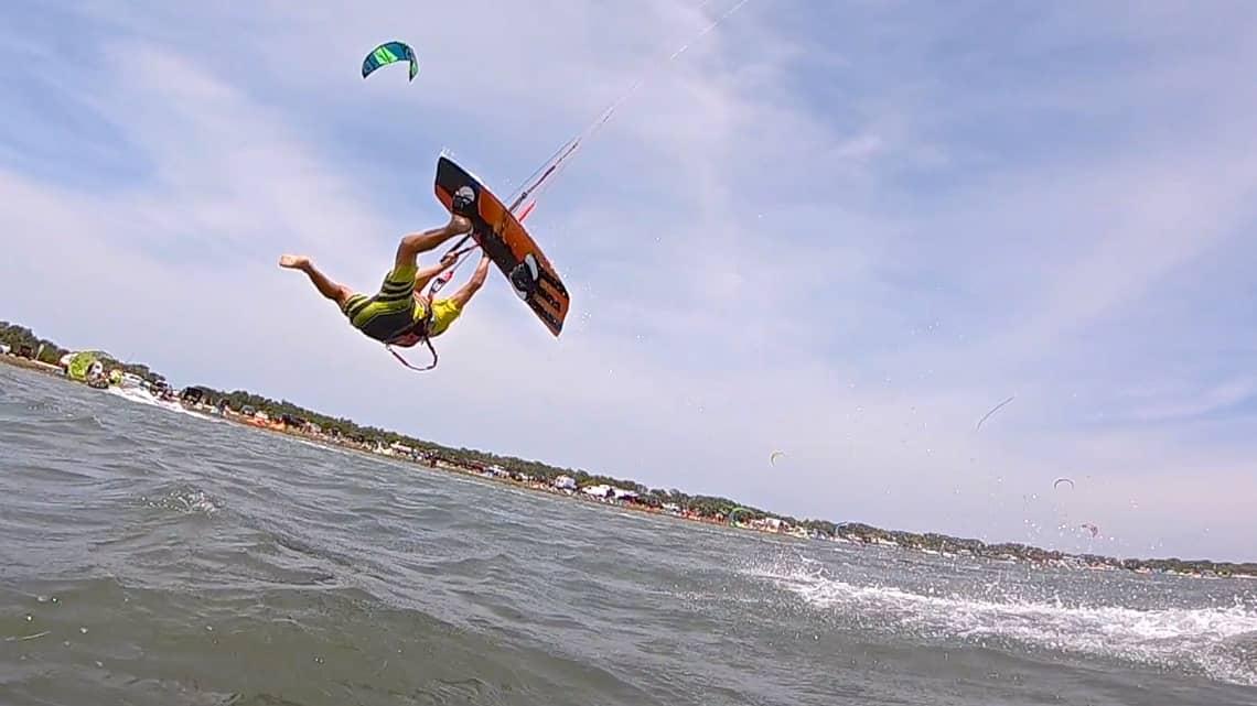 EPIC CRASHES 4. No pain No gain - with Epic Kites Kiteboarding