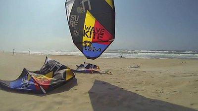 Kitesurfing Epidemic video