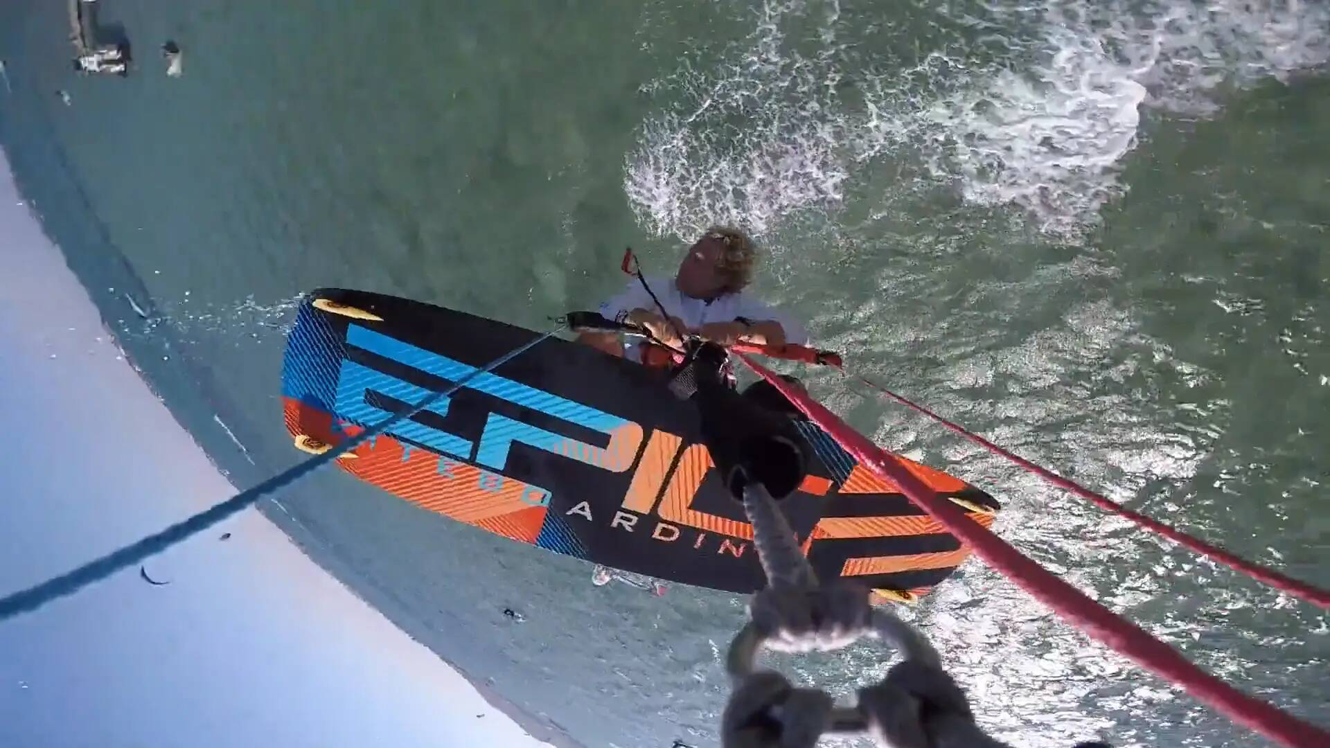 Father and son Epic adventure 4 - with Epic Kites Kiteboarding