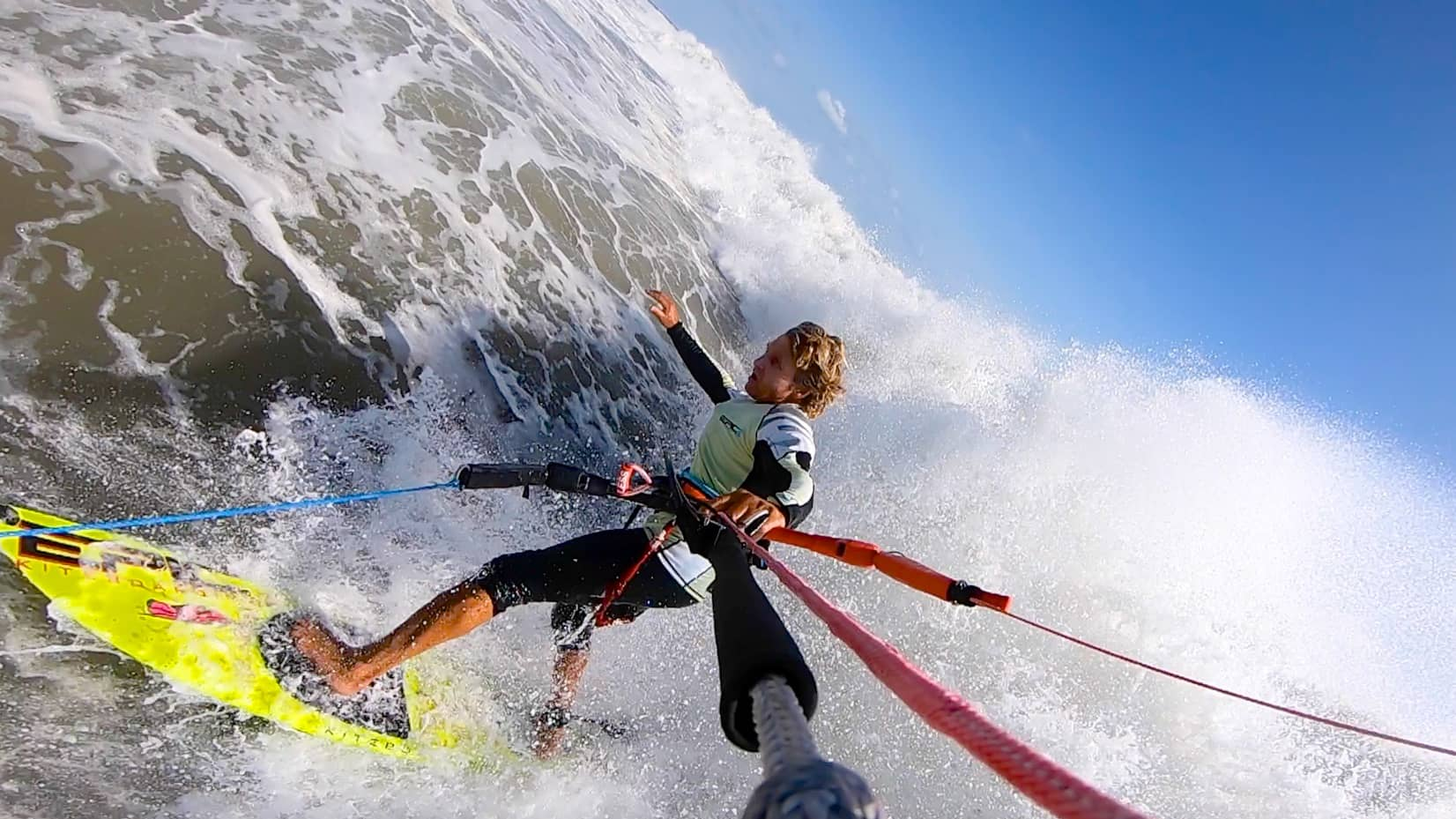 FEATHER kite amazing for surfing - with Epic Kites Kiteboarding