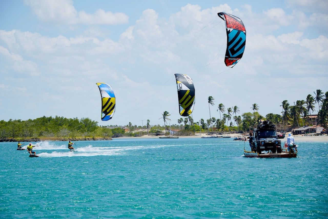 Happy holidays from epickites - with Epic Kites Kiteboarding