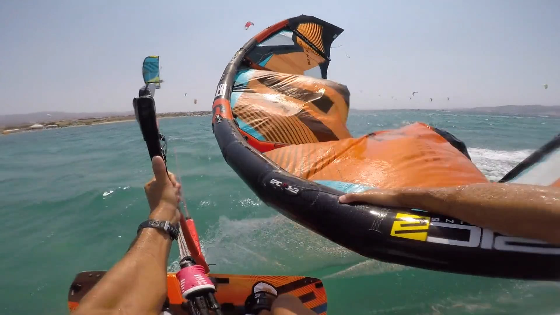 How to save someone's kite - with Epic Kites Kiteboarding