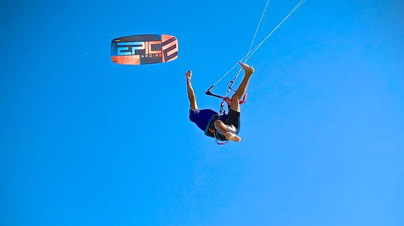 How to take care of your broken Ribs - with Epic Kites Kiteboarding