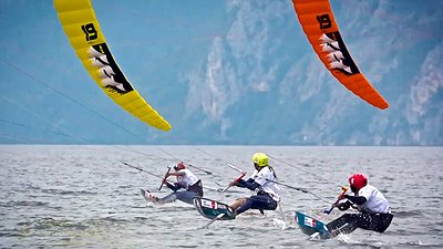 Kiteboarding is in for the 2024