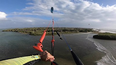 Most Wanted Kitesurfer video
