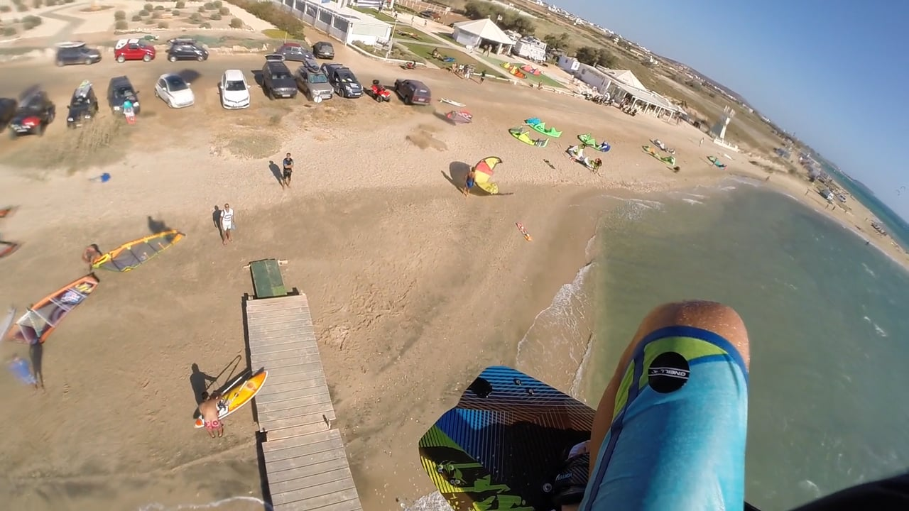 THE KITER - with Epic Kites Kiteboarding