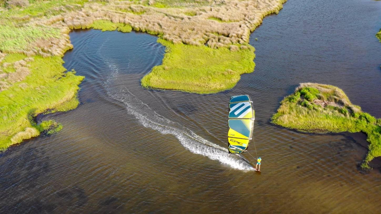 Kitesurfing Challenge - with Epic Kites Kiteboarding