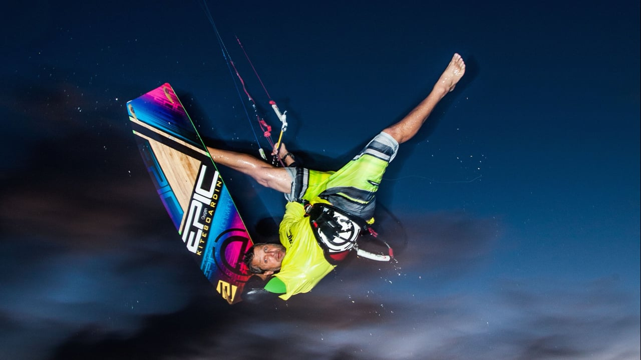 Kung fu kiting - with Epic Kites Kiteboarding