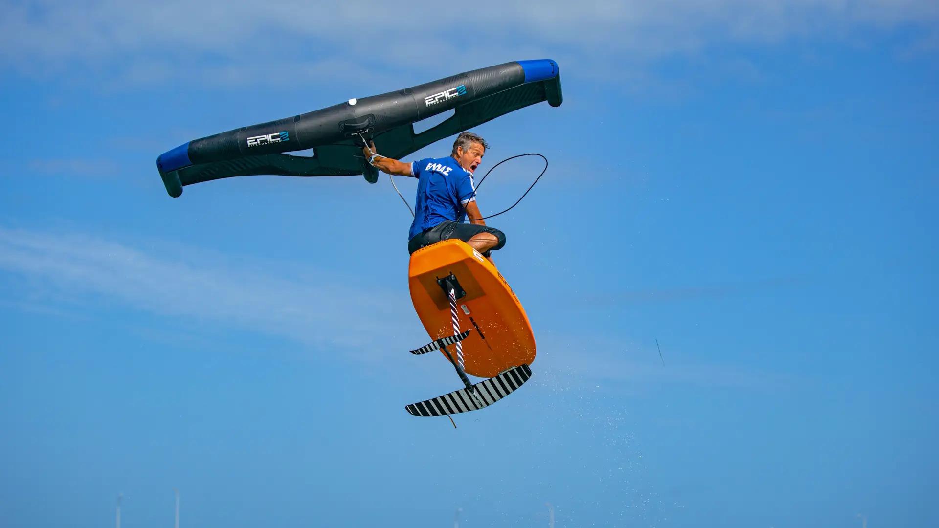 Lets go kiting - with Epic Kites Kiteboarding