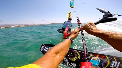 For the love of kiting video