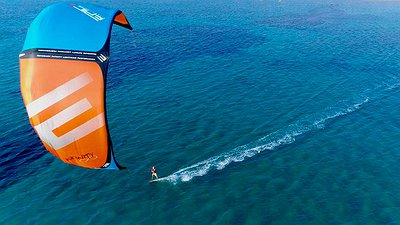 The Scorpion kiter video