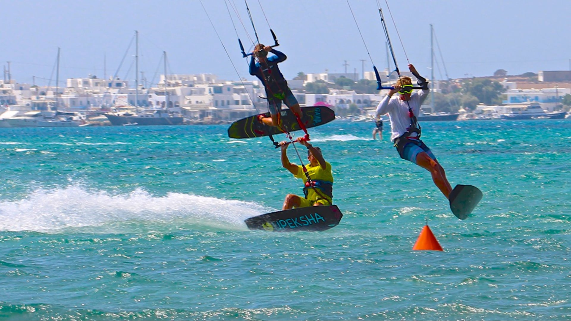 READY SET GO the movie - with Epic Kites Kiteboarding