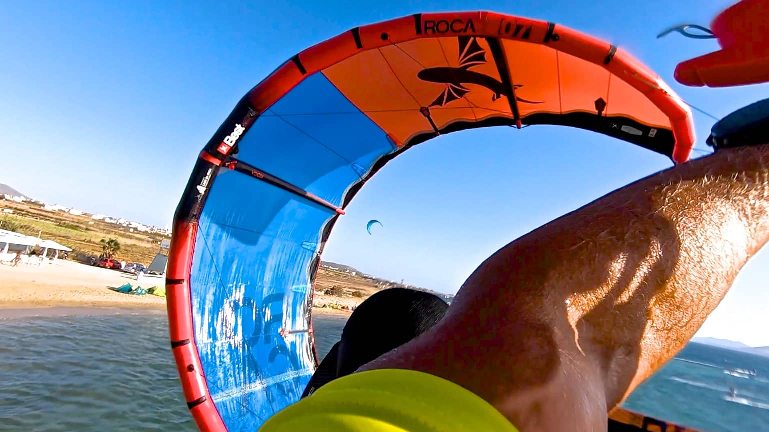 RESPECT THE BEGINNERS - with Epic Kites Kiteboarding