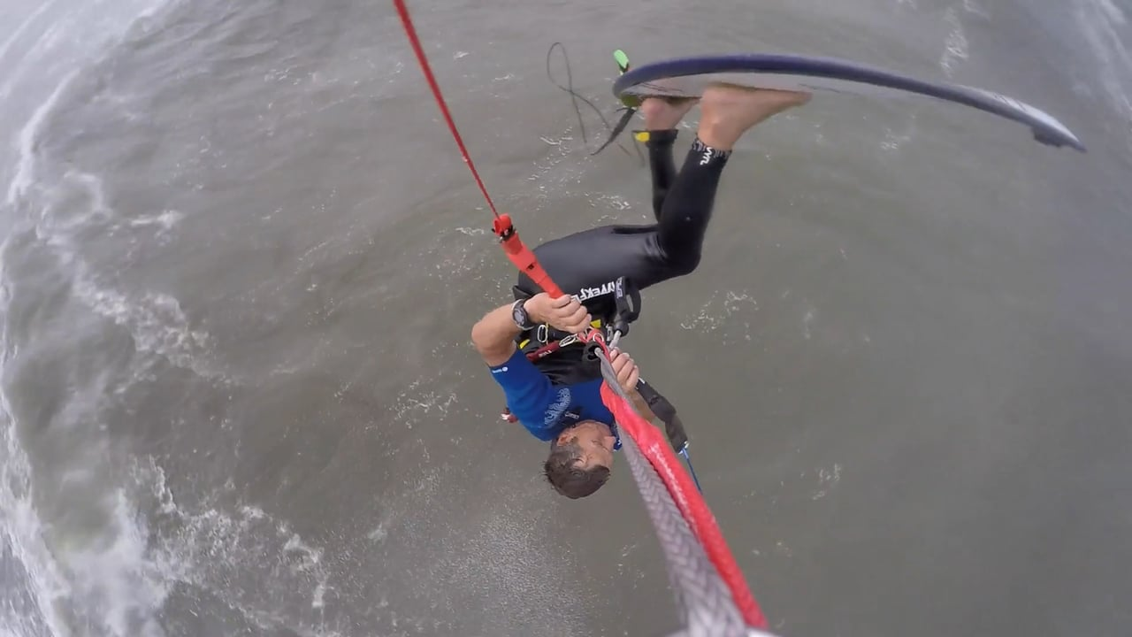 Strapless - with Epic Kites Kiteboarding