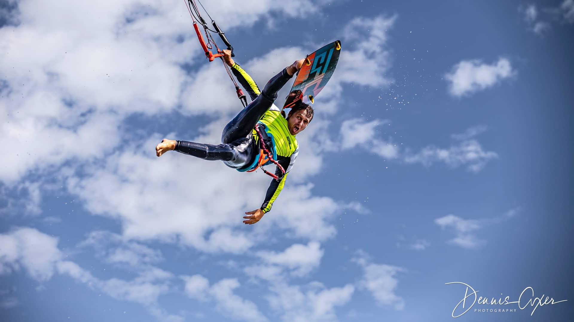 The Mask - with Epic Kites Kiteboarding
