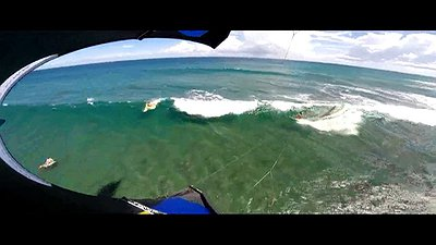 Time for KiteFoil Racing video