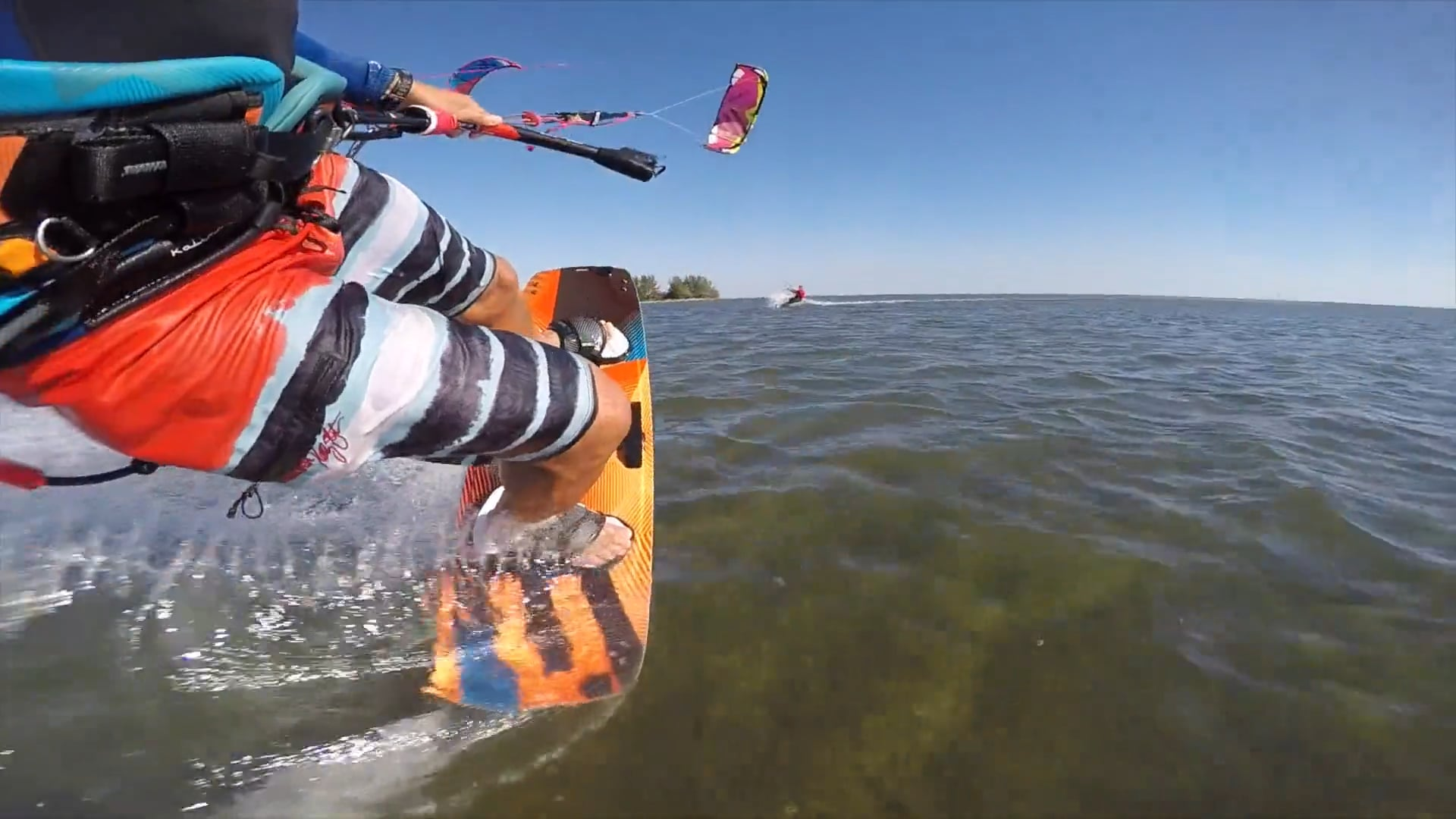 WAKE UP CALL - with Epic Kites Kiteboarding