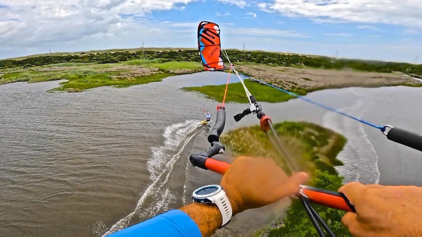 WINGER or STRINGER - with Epic Kites Kiteboarding
