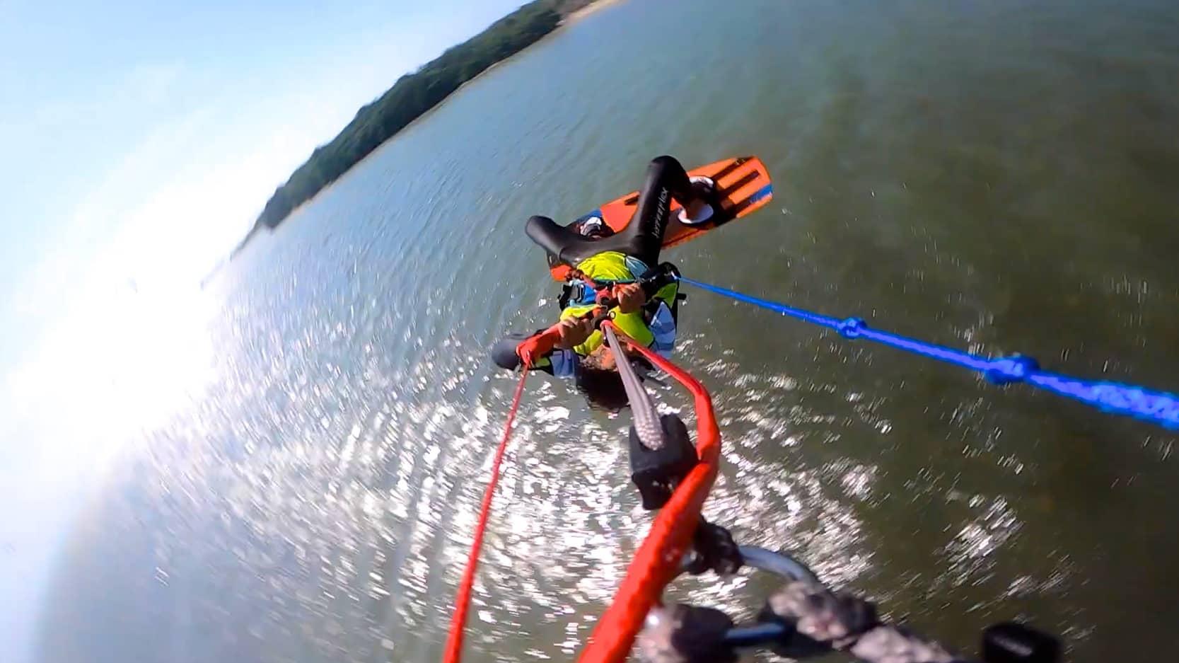 You got it - with Epic Kites Kiteboarding