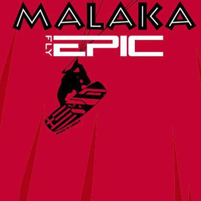 If you're a MALAKA, you probably know other Malakas. It takes one to know one right? Then make a huge statement with this limited edition MALAKA shirt.  So for all the Malakas out there, we've got the perfect shirt for you.  #epickites #malaka #epickiteboarding #kitesurfing #besttshirtever #greek